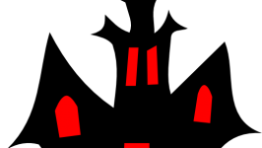 Scary Halloween Clip Art Animated1 266×300