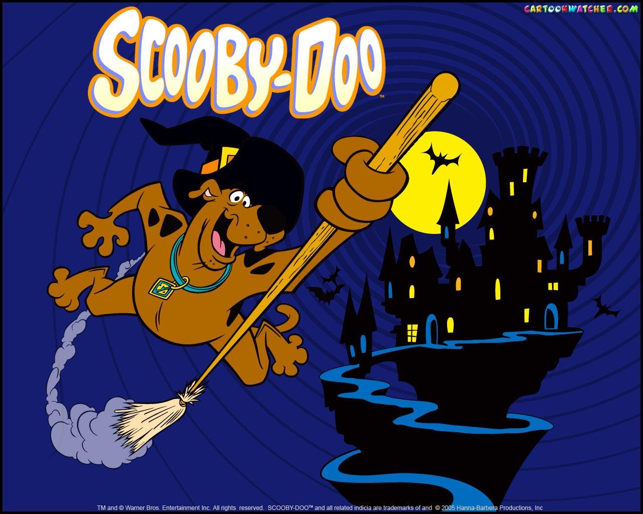 Scooby Doo Halloween Clipart3