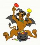 Scooby Doo Halloween Clipart6 133×150