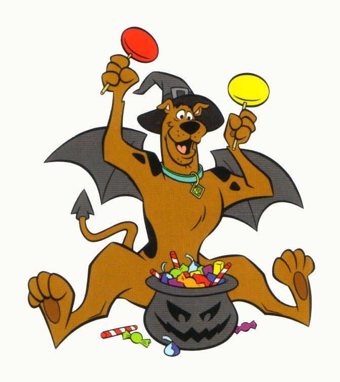 Scooby Doo Halloween Clipart6