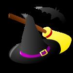 Small Halloween Clip Art Icon2 150×150