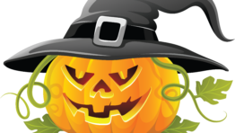 Transparent Halloween Clip Art5