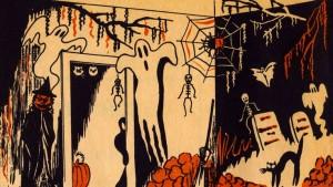 Vintage Halloween Wallpaper 300×169