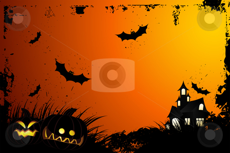 Watermark Clip Art For Halloween