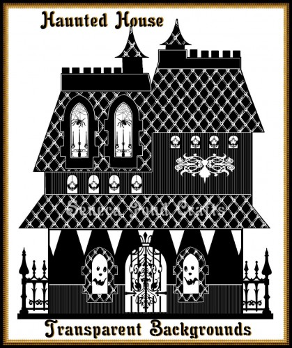 Whimsical Halloween Clip Art3