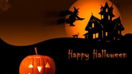 Widescreen Halloween Wallpaper