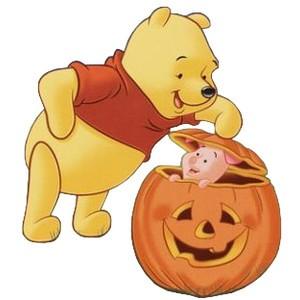 Winnie Pooh Halloween Clip Art 300×300