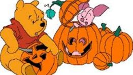 Winnie Pooh Halloween Clip Art5