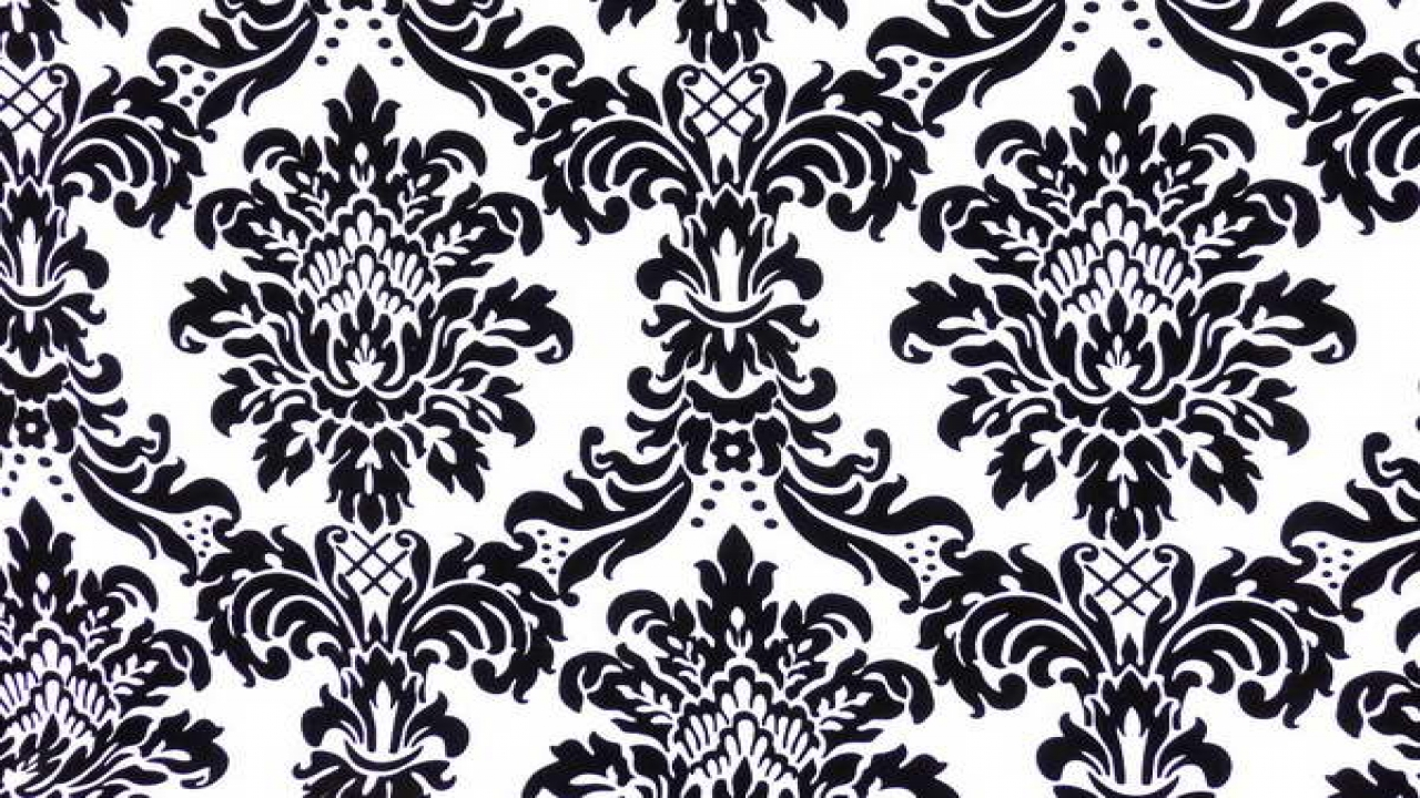 white wallpaper designs including - photo #22