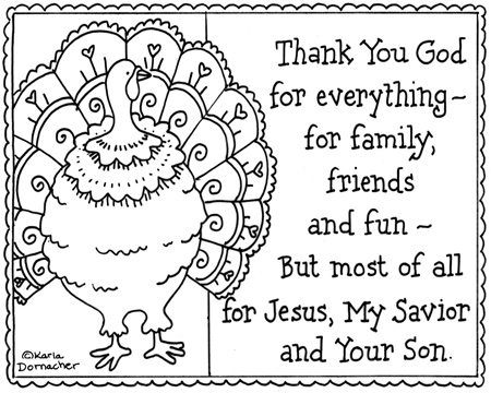 Christian Coloring Sheets Printables