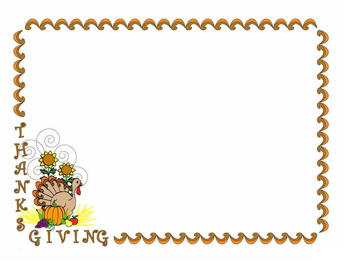 Thanksgiving Clip Art | The Art Mad Wallpapers